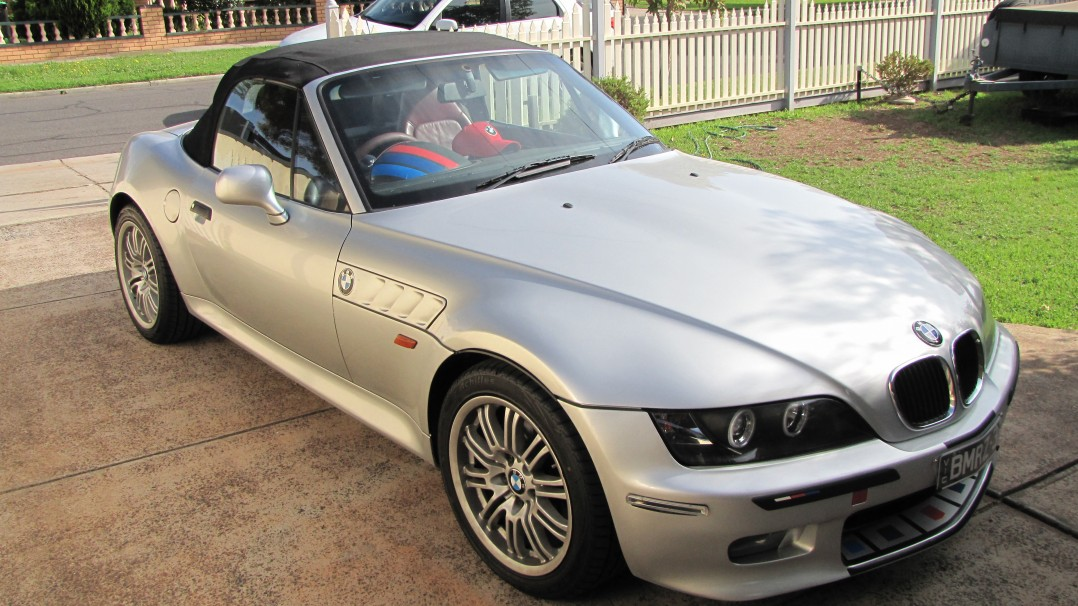 2000 BMW Z3 2