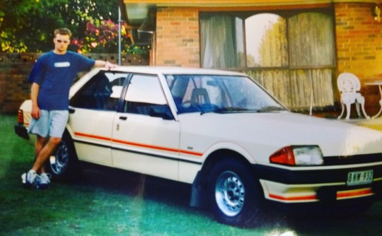 1982 Ford XE S-PAK