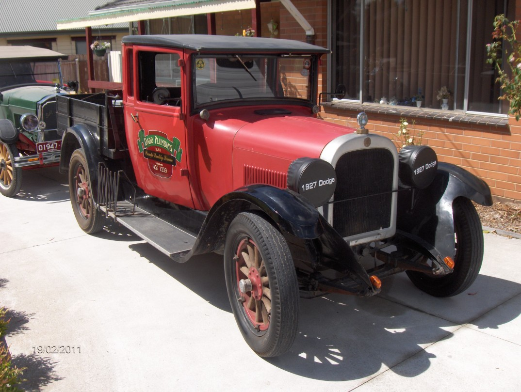 1927 Dodge 126