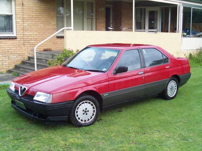 1989 Alfa Romeo 164 3.0 V6