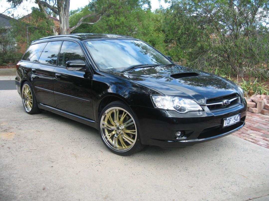 2006 Subaru LIBERTY 2.5i GT PREMIUM (SAT)