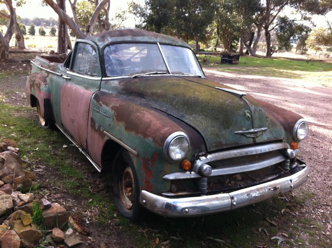 1950 Chevrolet Utility