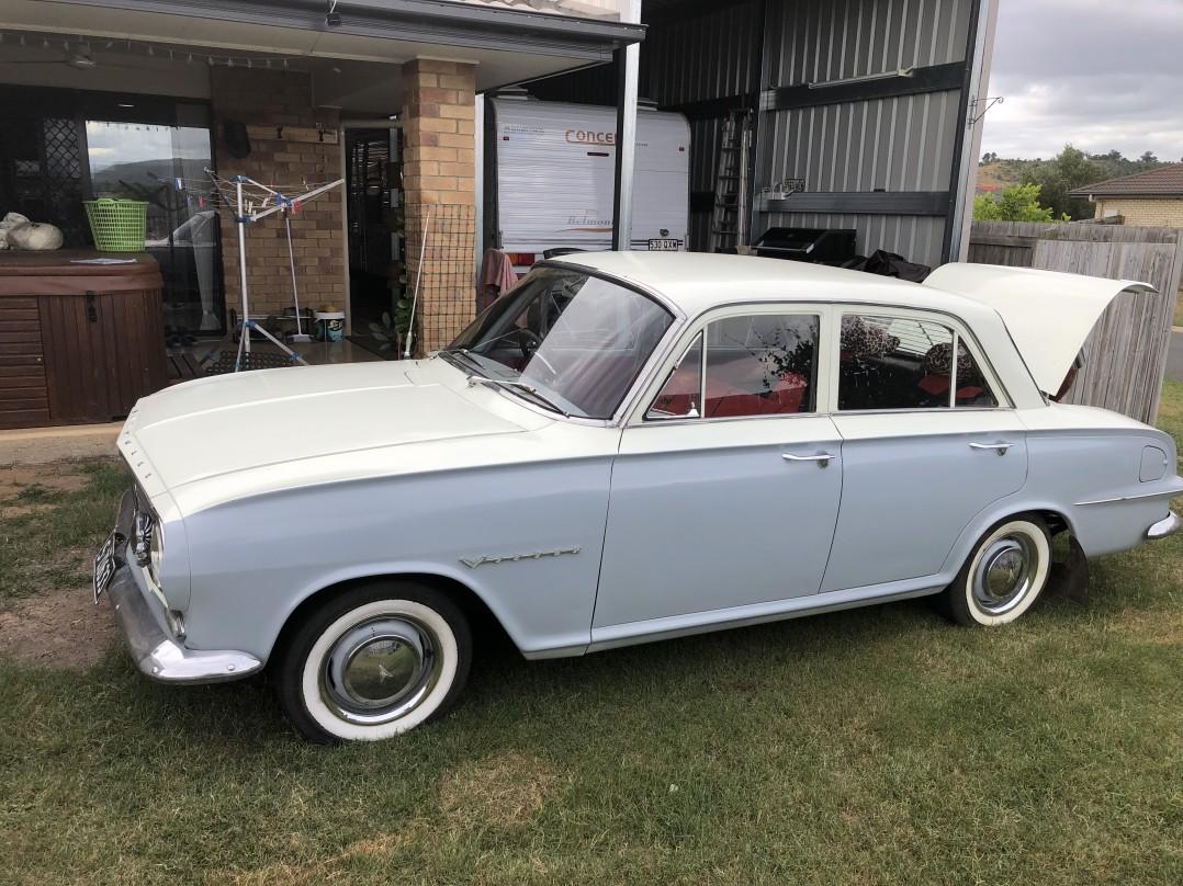 1962 Vauxhall Victor