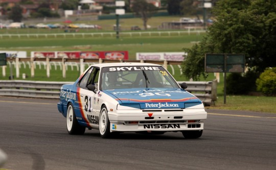 1985 Nissan DR30 Skyline
