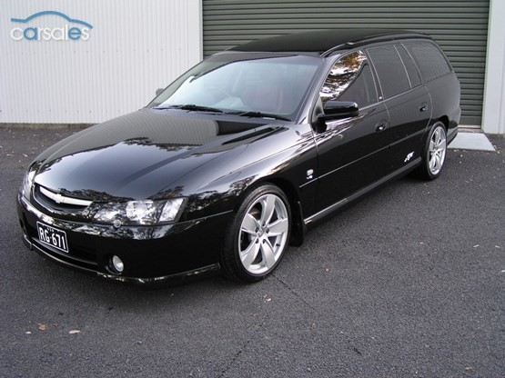 2004 Holden COMMODORE SS WAGON