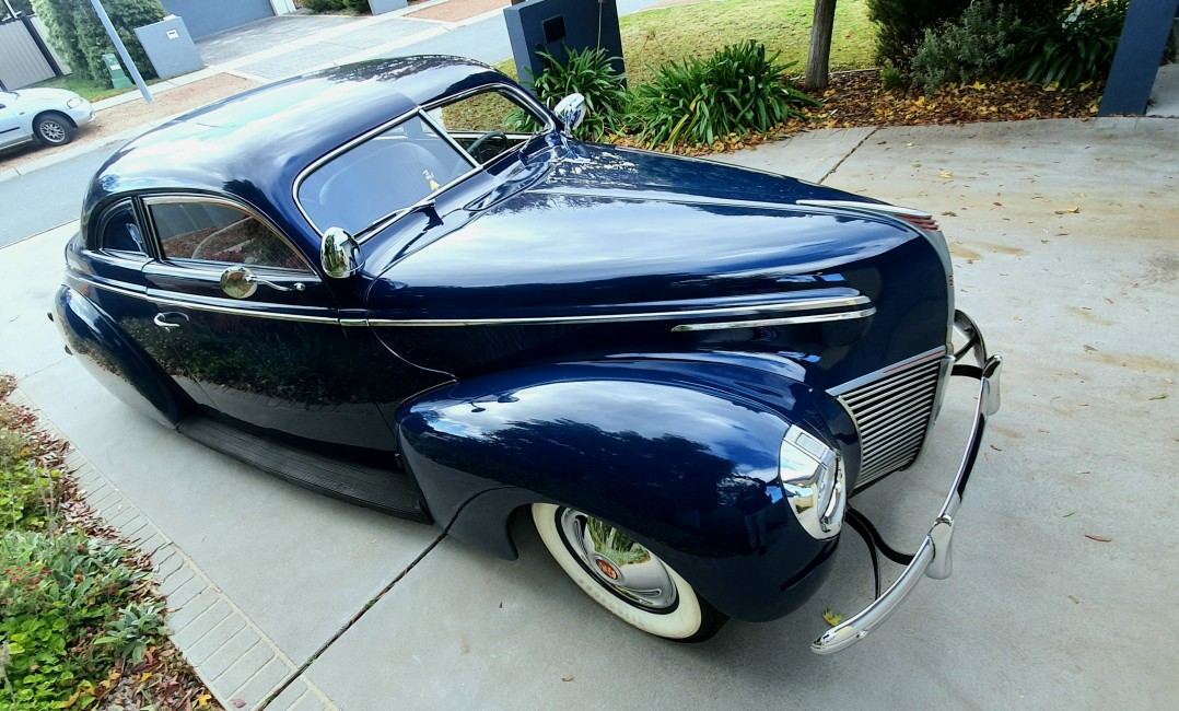 1939 Ford Mercury Eight