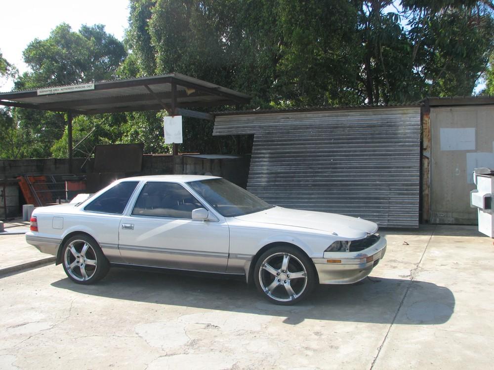 1989 Toyota SOARER GT TURBO - 450ARN - Shannons Club