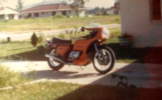 1974 Honda GL1000