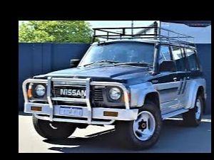1992 Nissan GQ Patrol