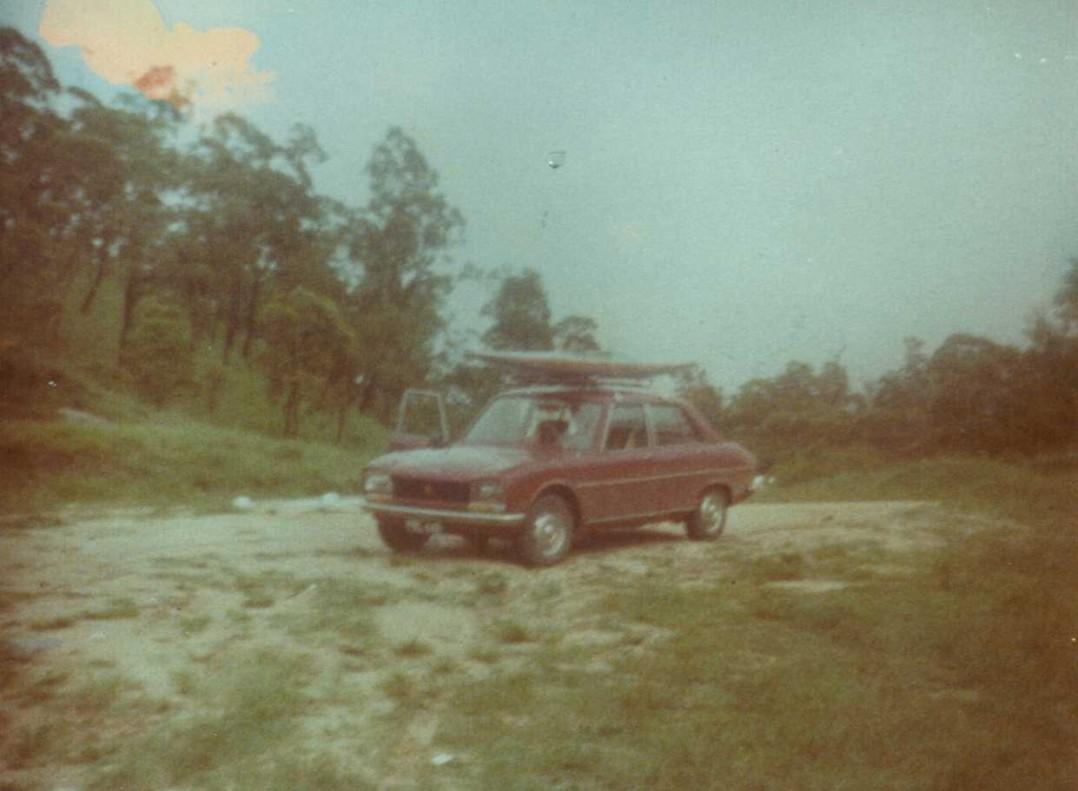 1975 Peugeot 504 GL