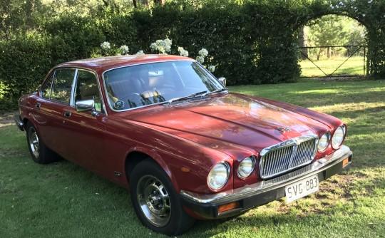 1980 Jaguar XJ6 4.2