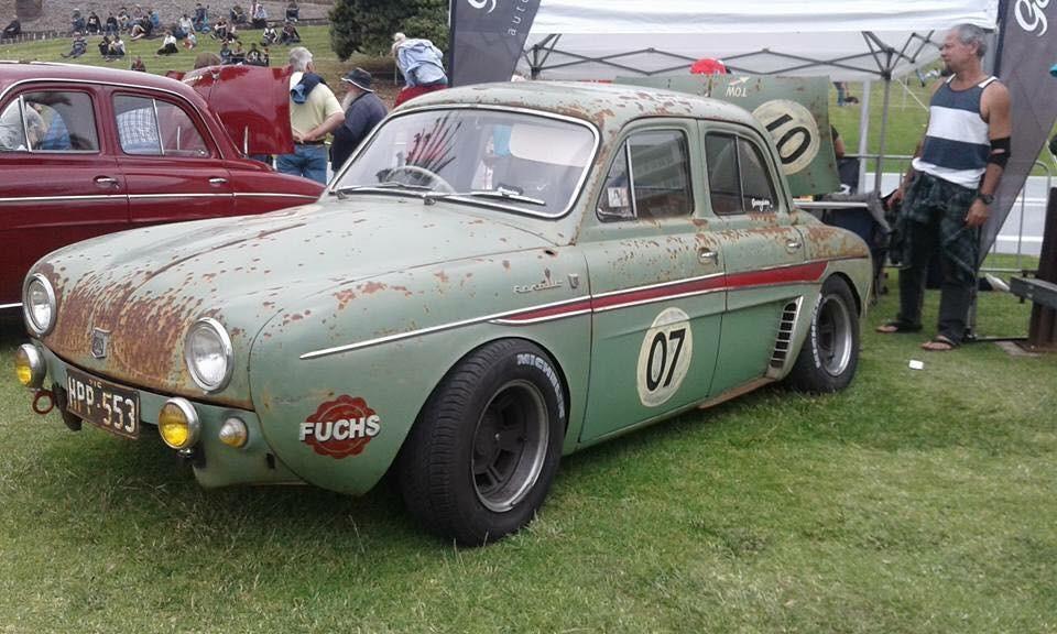 1962 Renault Dauphine Gordini