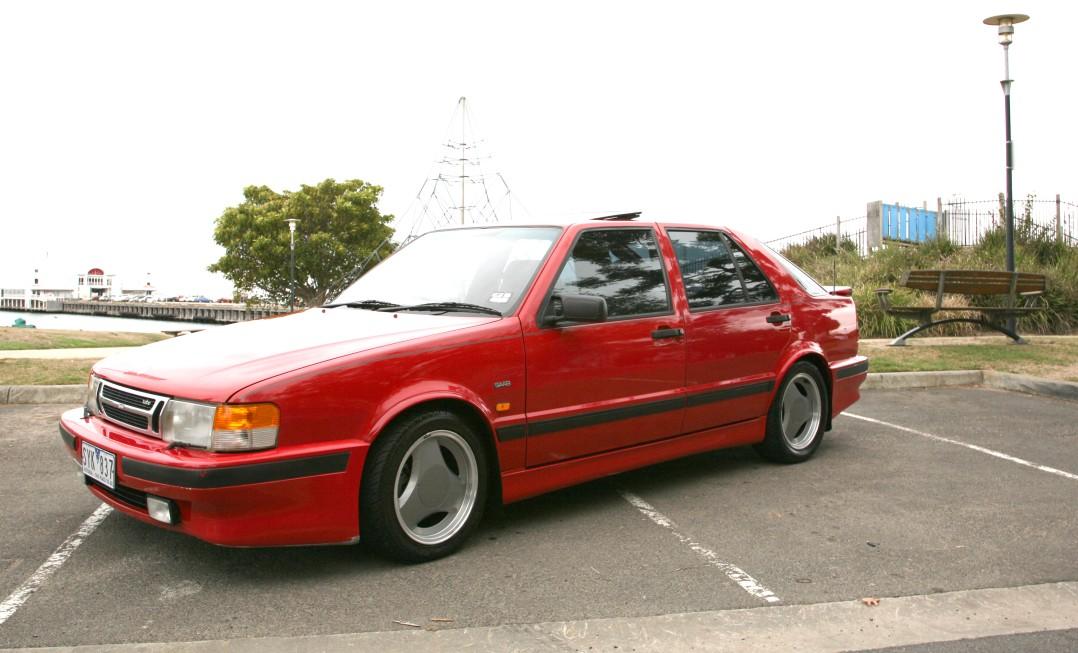 1990 SAAB 9000 CARLSSON TURBO
