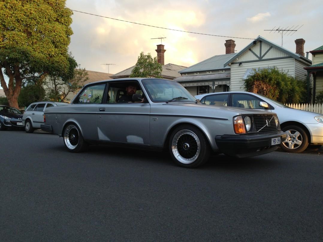 1978 Volvo 242 GT