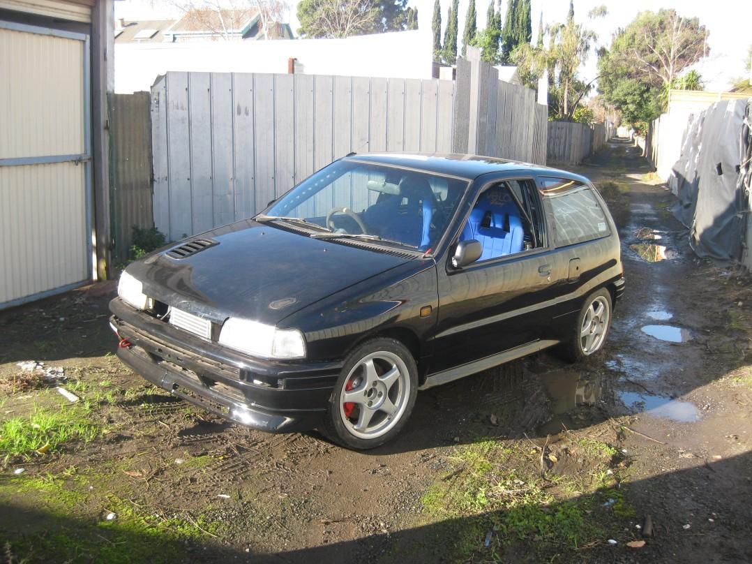1991 Daihatsu Charade GTti