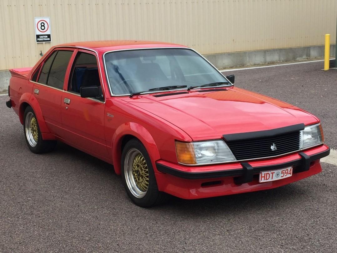 1982 Holden Dealer Team vh commodore ADP