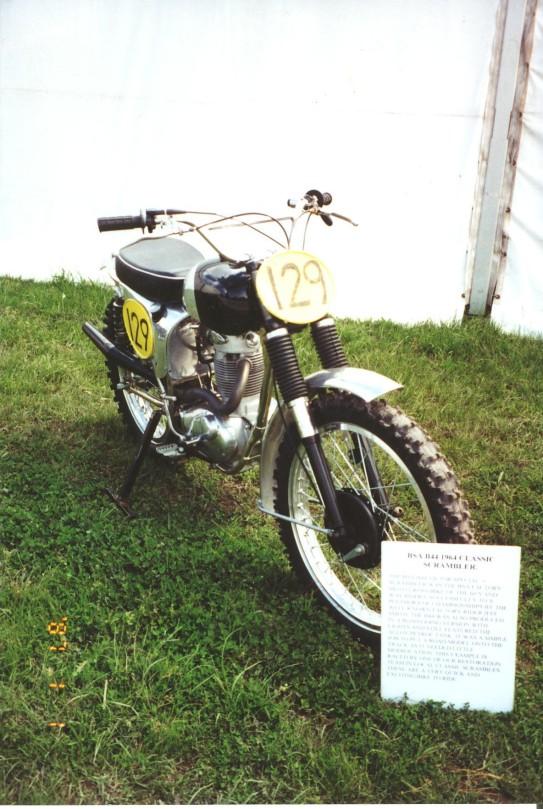 1965 BSA B44 Victor
