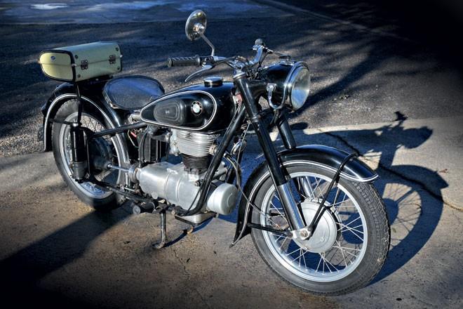 1950 BMW 250 Single