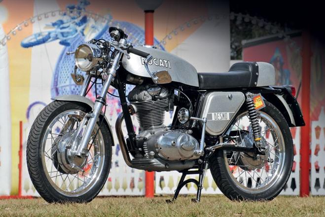 1971 Ducati 450 Desmo