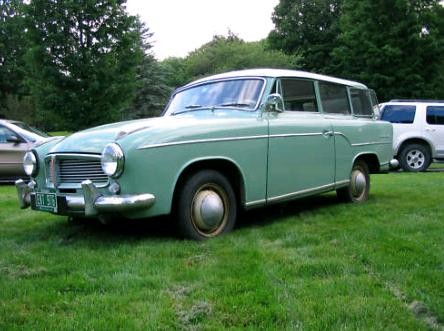Borgward, a true connoisseur's car