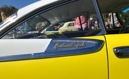 Noosa Beach Classic Car Club Show, 2021