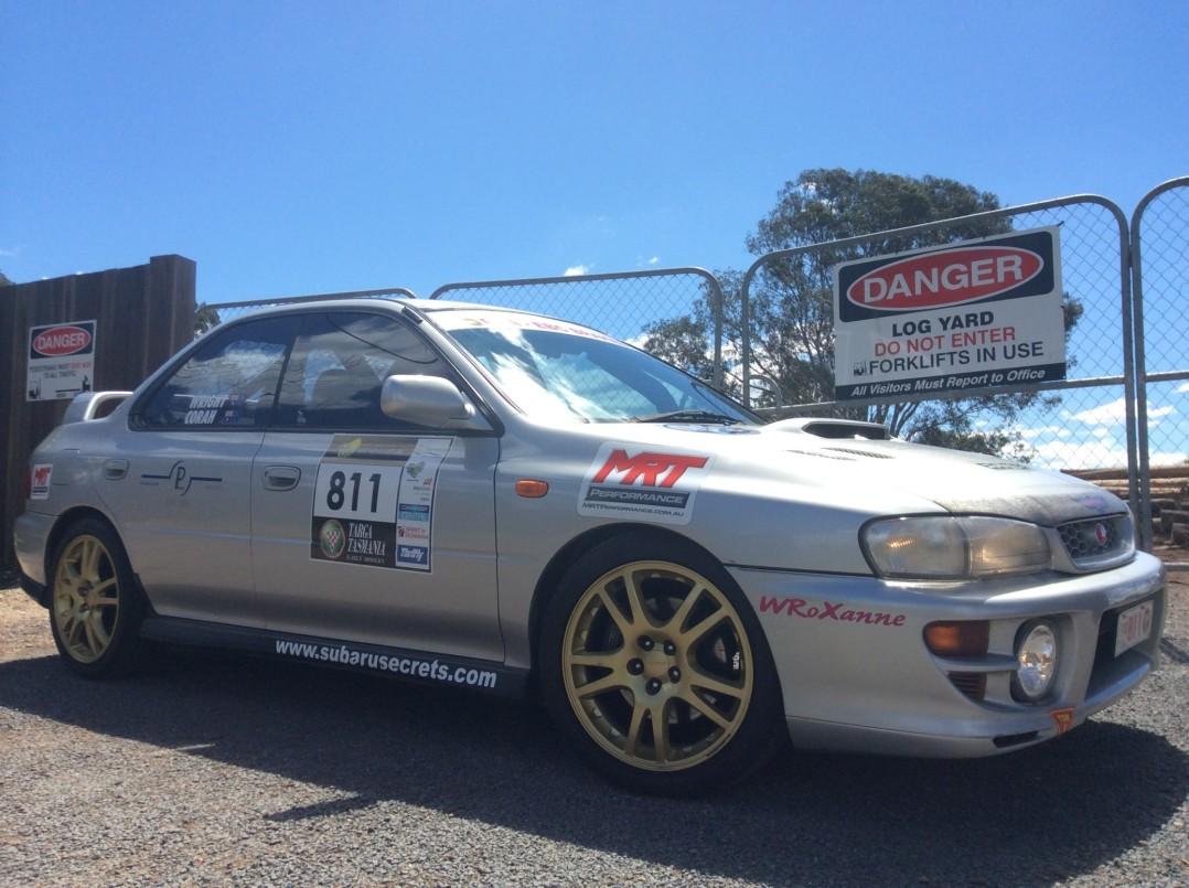 1999 Subaru MY00 Impreza WRX