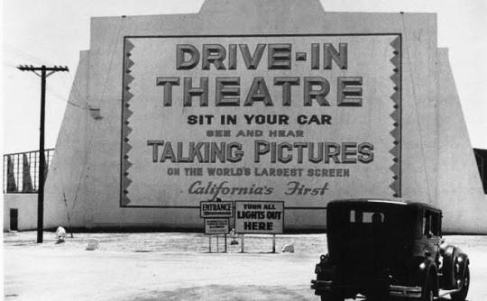 Drive-in Culture