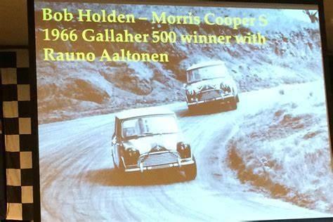 Australia's glorious history of series production racing