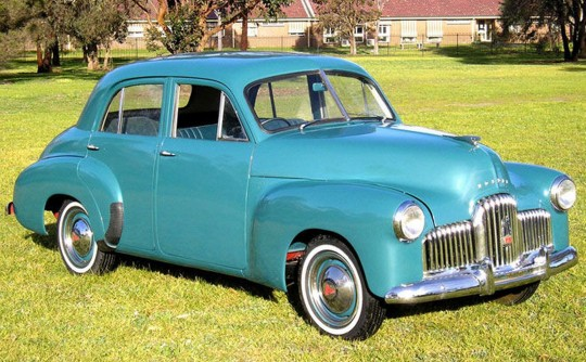 Most influential Australian cars, 1949-1968