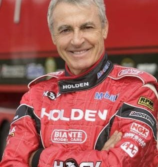 Peter Brock's 75th birthday, 26 February 2020