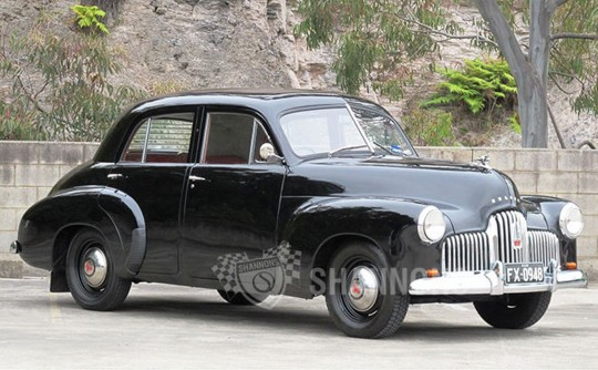 Most significant Australian cars for advancing engineering and design, 1948-1973