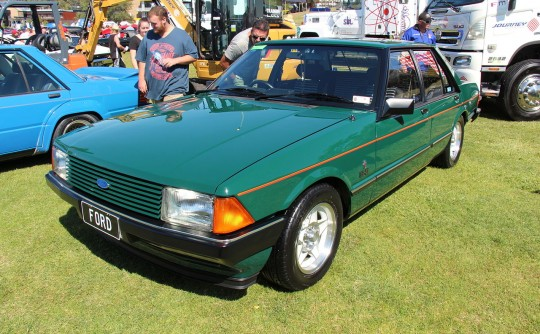Most underrated new Australian car ever (for me, the 1979 Ford XD Falcon)