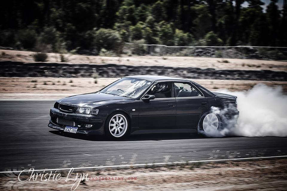 1998 Toyota JZX100 Chaser