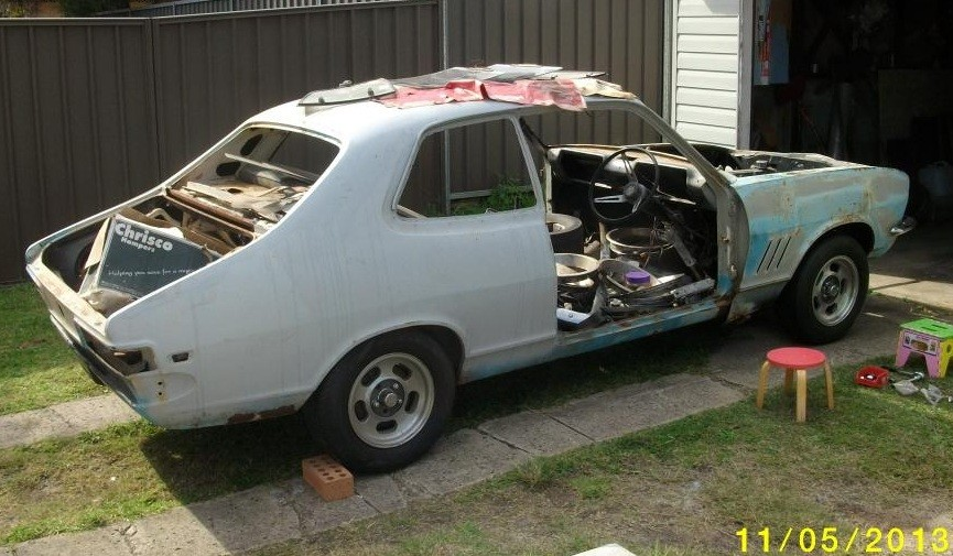 1971 Holden GTR Torana