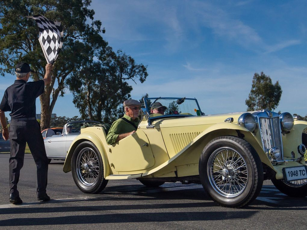 1948 MG T C