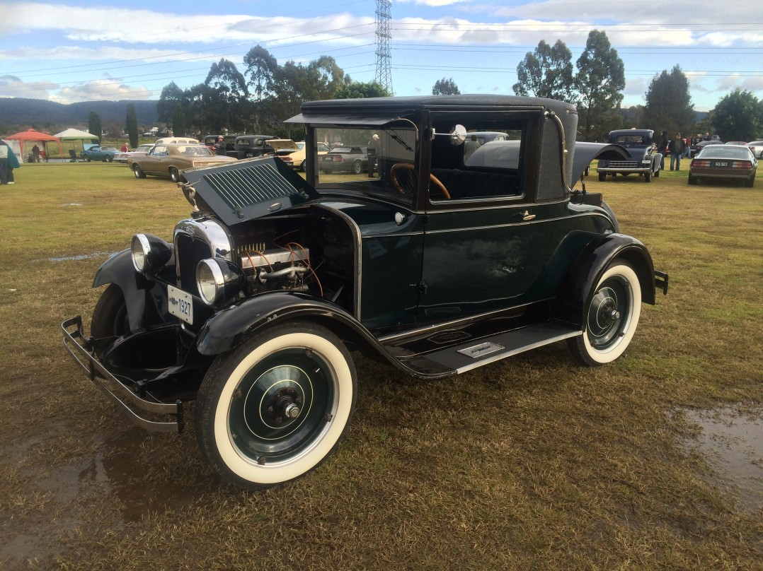 1927 Chevrolet AA Capitol Sports Coupe