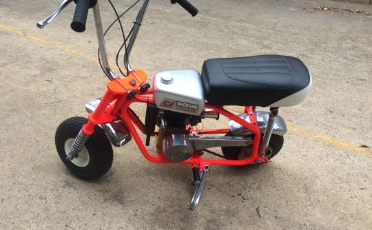 1975 Deckson Daredevil mini bike