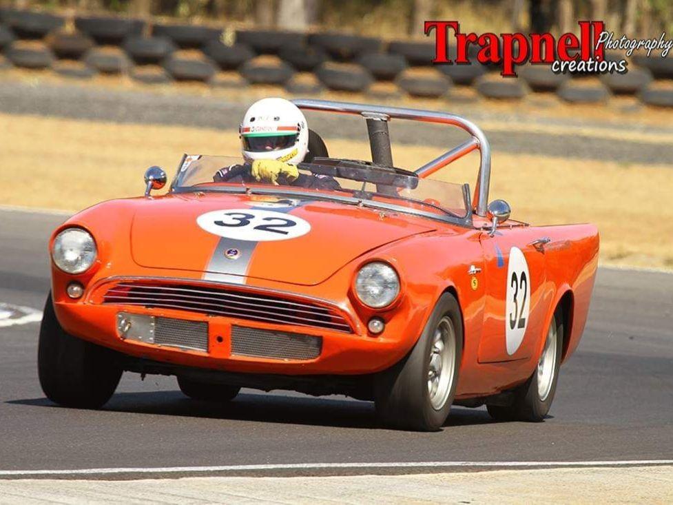 1960 Sunbeam Alpine logbooked Group Sa sports car