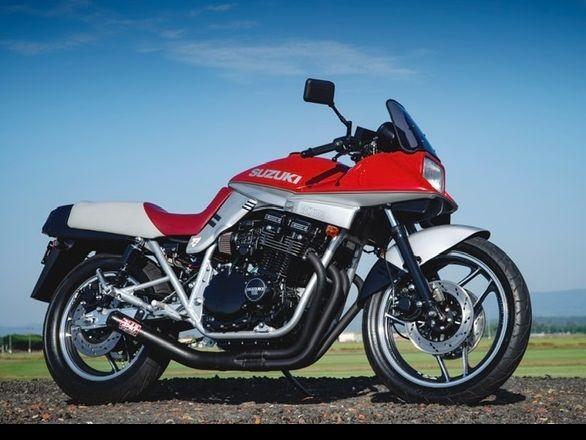 1984 Suzuki 1074cc GSX1100S (KATANA)