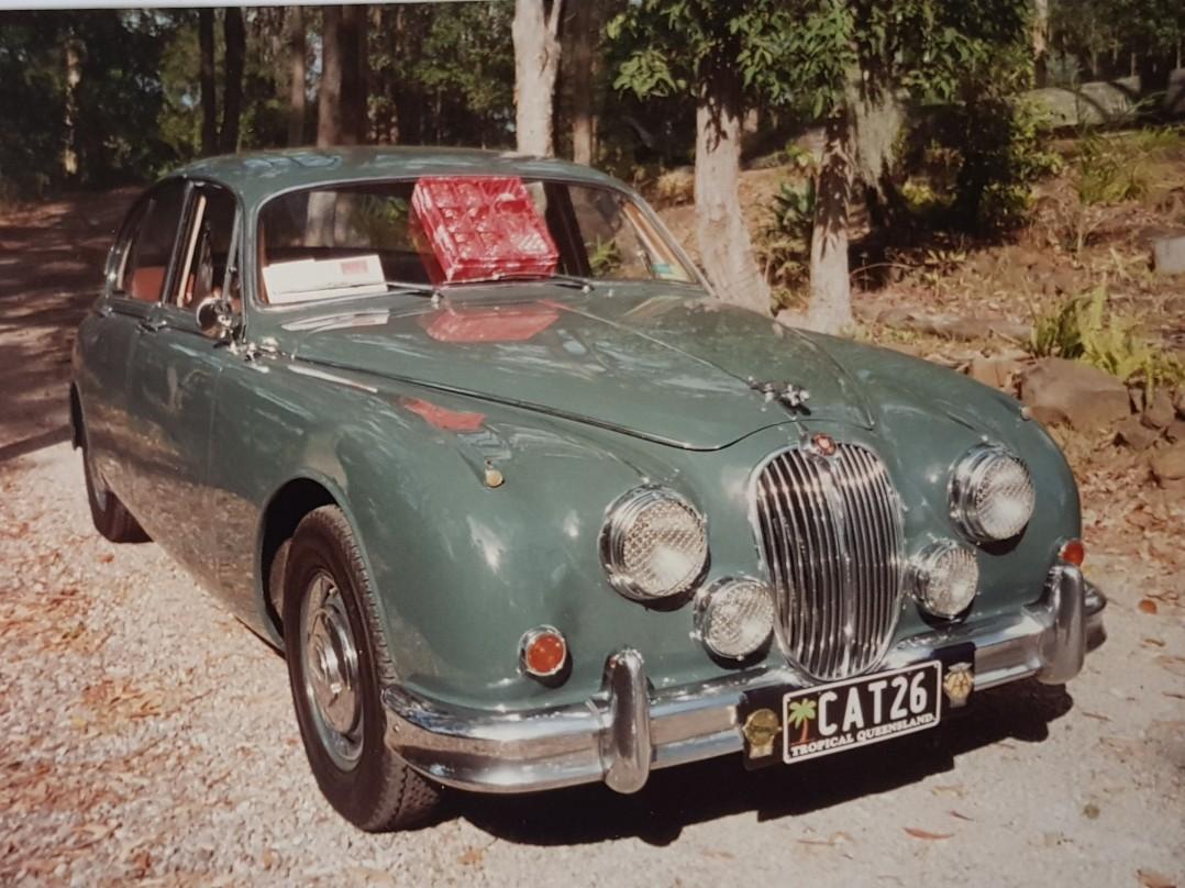 1960 Jaguar MK11