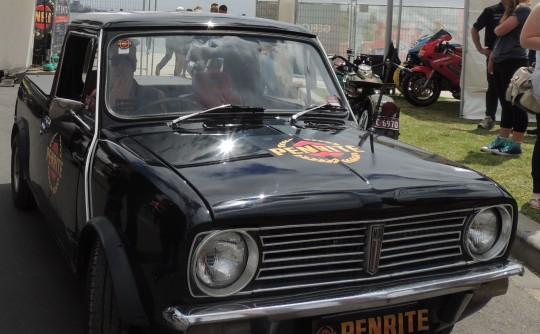 1970 Mini Ute