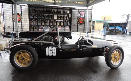 1955 Cooper Mk IX