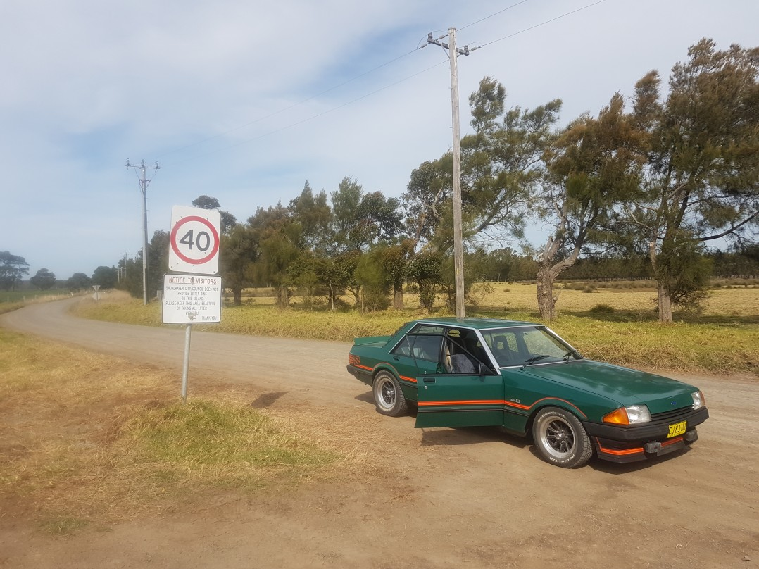1984 Ford Falcon XE S Pack