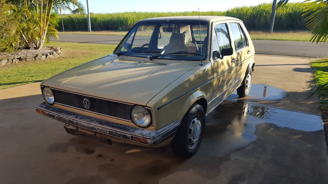 1980 Volkswagen Golf GLD