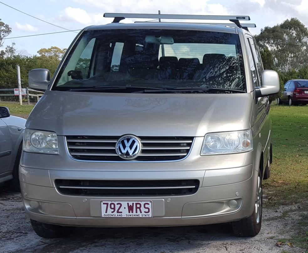 2005 Volkswagen MULTIVAN 132 TDI COMFORTLINE