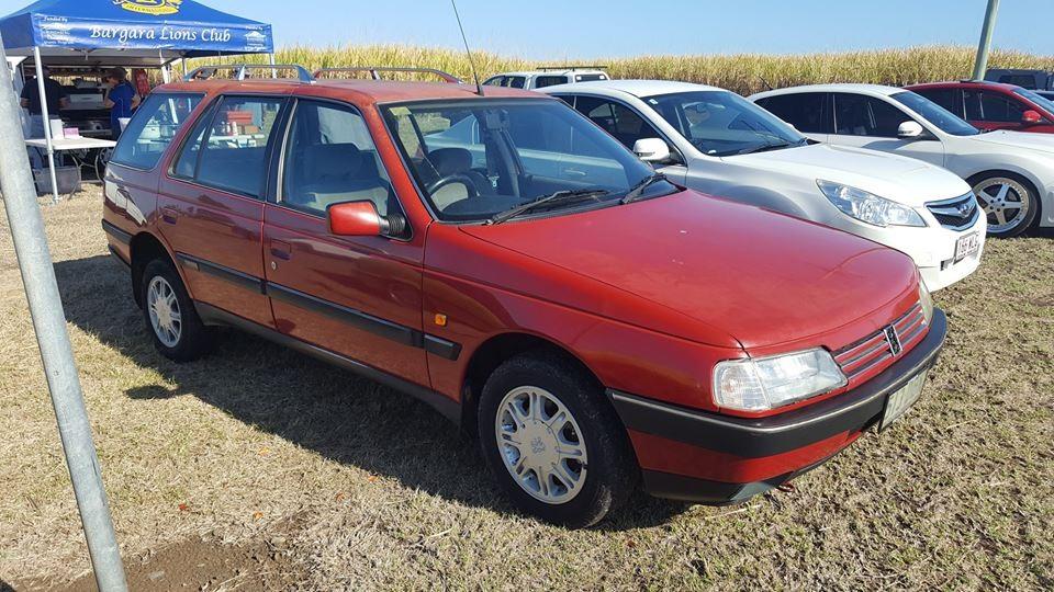 1995 Peugeot 405 SRDT Turbo-diesel