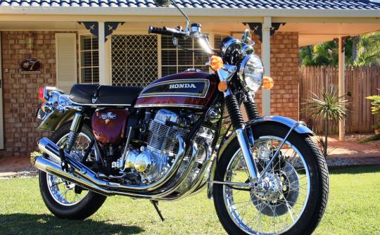 1977 Honda CB750 K6