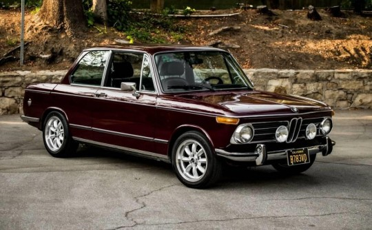 Wanted BMW 2002