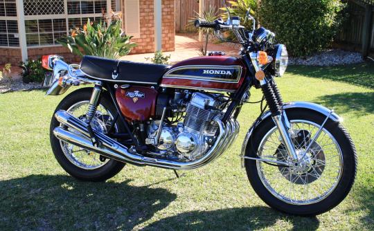 1977 Honda CB750/4