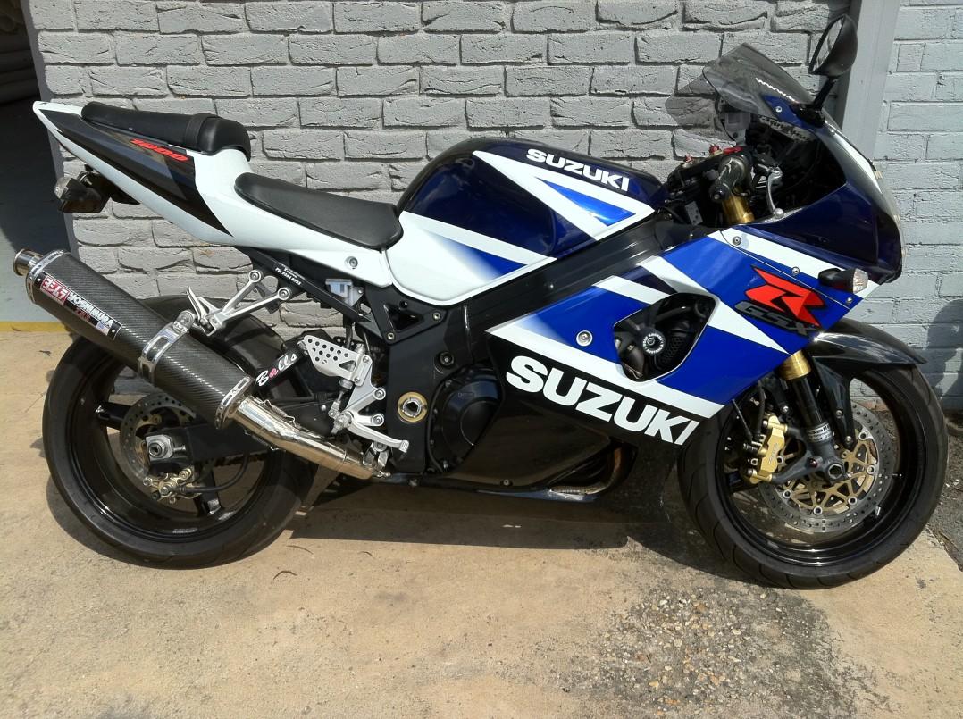 2004 Suzuki gsxr1000
